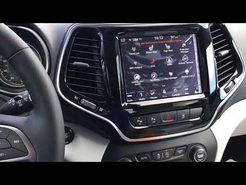 2019 Jeep Cherokee Limited v6 4x4 With Technology Package