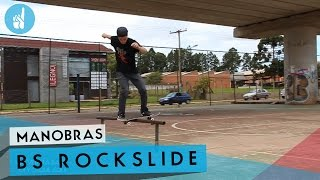 Como mandar BS Rockslide | sobreskate