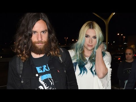 Kesha Debuts Blue Hair, Shares Her Love For Fans and Taylor Swift