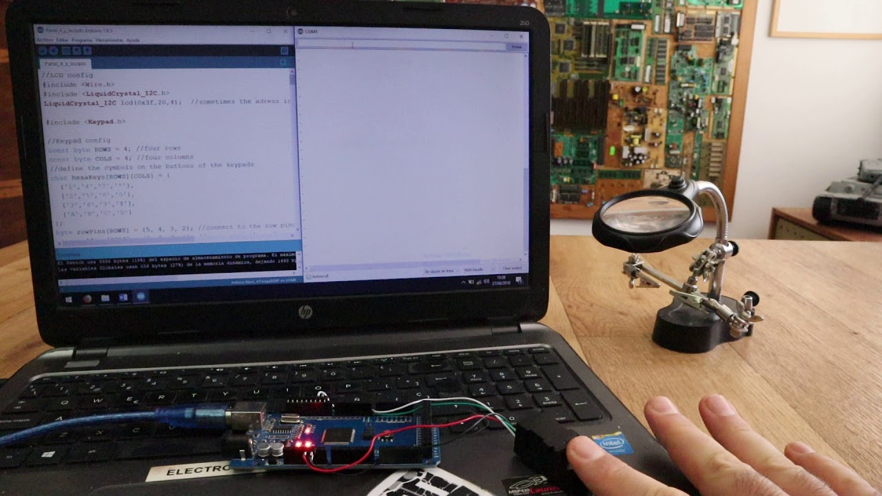 Adafruit fingerprint library Arduino examples download