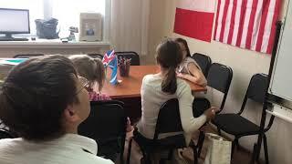 Городской лагерь Интерлэнг в Новосибирске