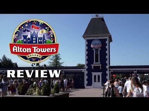 Alton Towers Review | Staffordshire, England