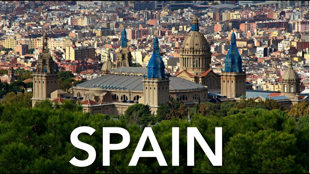 Best Places To Visit In SPAIN - Travel Diary