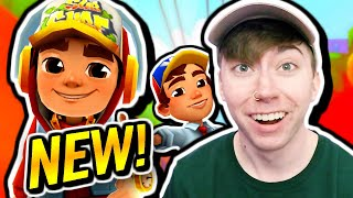 SUBWAYS SURFERS: LITTLE ROCK UPDATE! (Actually NEW Update, wow!)