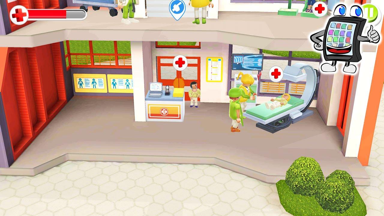 Kranken Haus Spiele