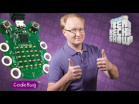 Ben Heck's Hour of Code in 50 Minutes