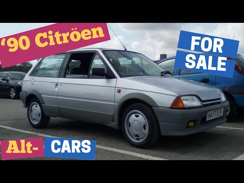 1990 Citroen AX GT For Sale | EBay Oddity