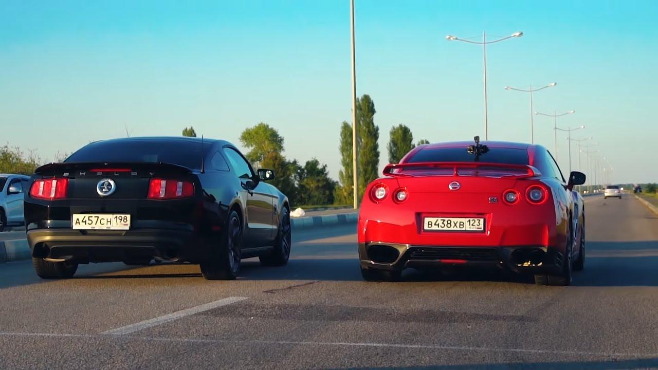 ЭТО ЖУТКОЕ ЗРЕЛИЩЕ. BMW X6M , AUDI S5 и SUBARU - КТО ДОБЬЕТ NISSAN GTR?