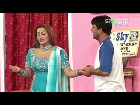 Channa Sachi Muchi 2  - New Pakistani Stage Drama Trailer - Full Comedy Funny Play