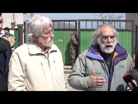 Жан-Мишель Кусто приехал спасать косаток и белух из «китовой тюрьмы» в Приморском крае