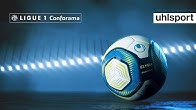 db32e08174ab uhlsport ELYSIA Hexagon - the new official match ball of the Ligue 1  Conforama - Duration  46 seconds.