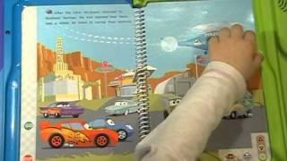 Чтение для детей. Тачки, Cars - обзор книги.