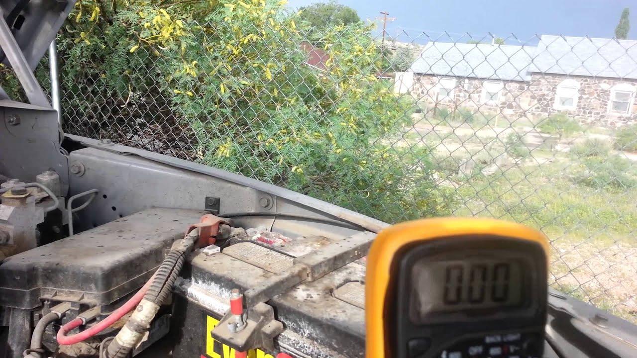 medium resolution of how to test the alternator on a 2000 dodge ram truck 1994 2001