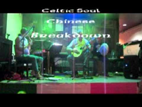 Tony Becker with Celtic Soul  Chinese Breakdown