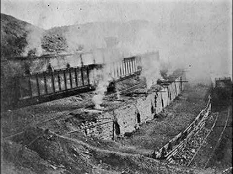 Historic Brookside Alabama Coal Mine Site