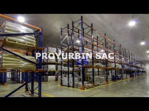 Almacenes industriales en Lurín - Proyurbin SAC, Naves Industriales Peruanas