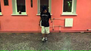 """"""" Ron Gelfer Feat. Tiger Lily - Your Beat Sounds Like """" Choreography by Belikov Denis"""