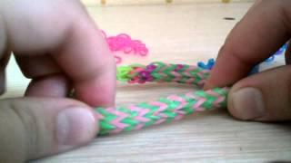 Урок 1. Плетение браслетов для начинающих.