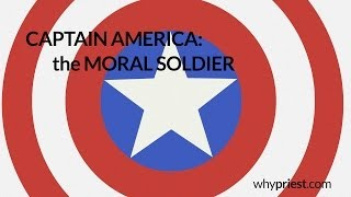 Captain America: the Moral Soldier