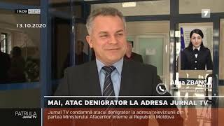 Patrula Jurnal TV, Ediția Din 18.10.2020