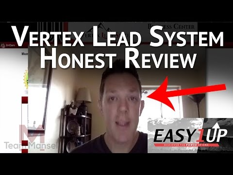 Vertex Lead System Does it convert for Easy 1up? #TeamMansell