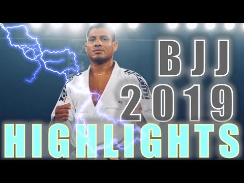 BJJ Highlights 2019