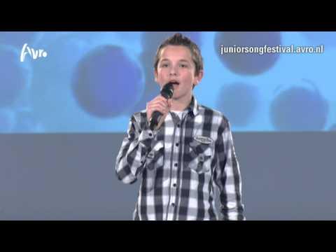 Sam - Summer Love | TV-auditie Junior Songfestival 2014