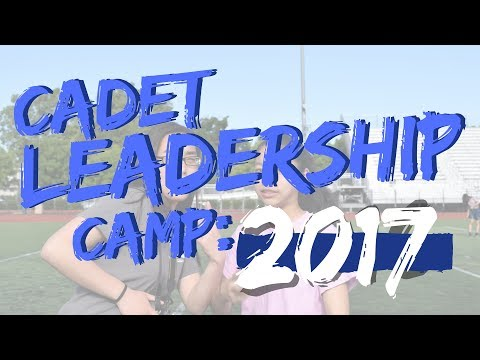 CA-861 | Cadet Leadership Camp (CLC) 2017