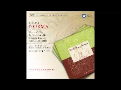 Bellini, Norma, Callas