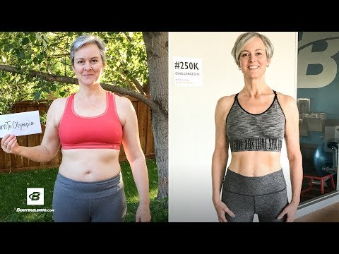 Lori Regan Transformation | Jamie Eason's LiveFit 12-Week Trainer