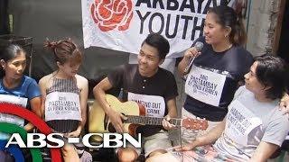 TV Patrol: Ilang grupo, nais matigil ang pag-aresto sa mga tambay