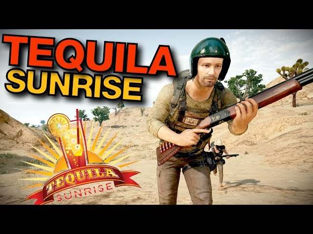 Tequila Sunrise - PUBG Event - Ekipa Specjalnej Troski