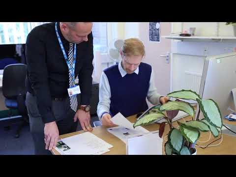Saving money through print procurement - NHS graphic design and procurement teams