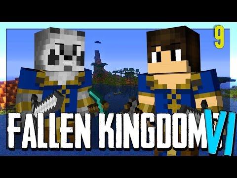FALLEN KINGDOMS AVEC MODS VI : LE SNIPER ! | JOUR  9 - Minecraft FK