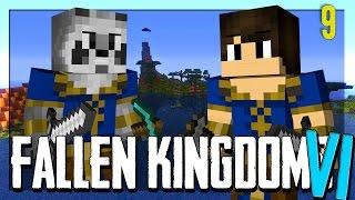 FALLEN KINGDOMS AVEC MODS VI : LE SNIPER ! | JOUR  9 - Minecraft FK thumbnail
