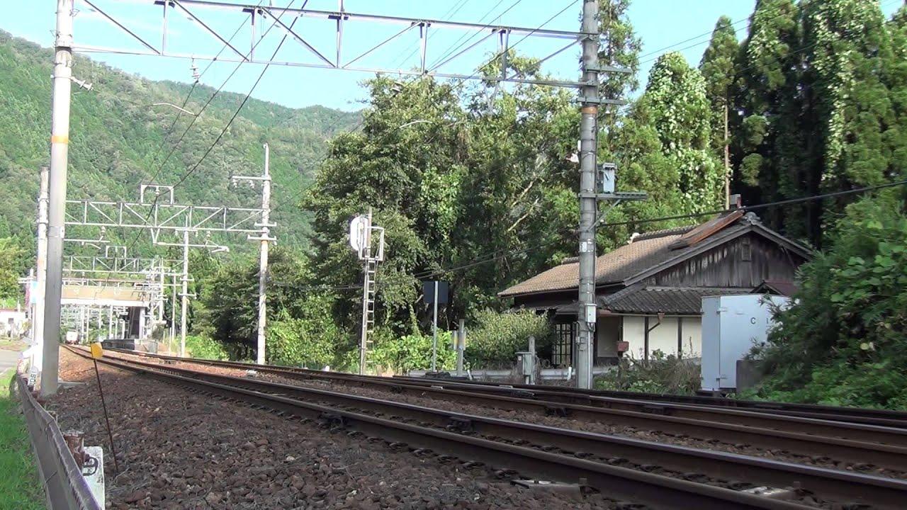 2015/7/24 立木駅 381系特急きの...