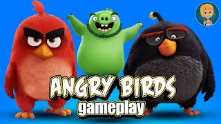 ANGRY BIRDS gameplay part 3 - let
