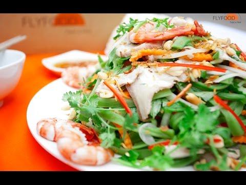 Món GỎI RAU TIẾN VUA mát dịu dễ làm ngày hè  | Bữa cơm gia đình HTV7