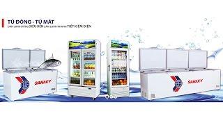 Mua Tủ đông Sanaky l Đại lý Tủ đông lạnh giá rẻ tại TpHCM