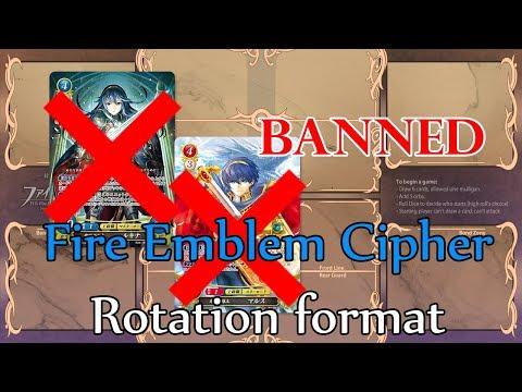 Fire Emblem 0 Cipher TCG Series 12 Top 5 by Cipherfaire