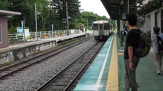 JR 東日本 キハ110系気動車(110-114)