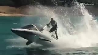 2019 Model Jet Ski ler Su altı ve Su üstü Yüzüş