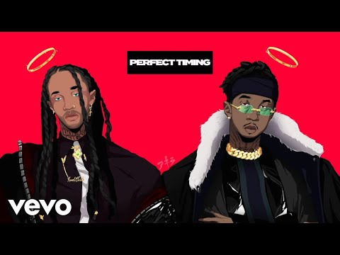 MihTy, Jeremih, Ty Dolla $ign - Perfect Timing (Audio)