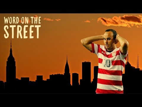 Word on the Street: Fans react to Landon Donovan being left out of the World Cup