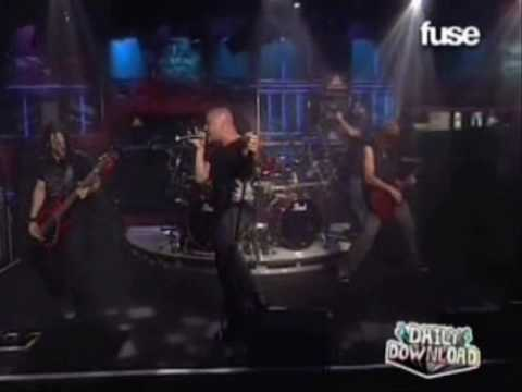 Disturbed - Stricken Live