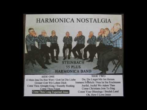 Old-time Mennonite Harmonica Orchestra