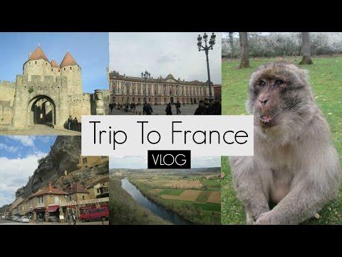Explore France // Carcasonne, Périgord, Toulouse