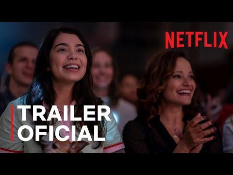 Quase uma Rockstar | Baseado no livro de Matthew Quick | Trailer oficial | Netflix