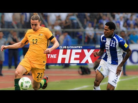 World Cup Playoff: Socceroos In San Pedro Sula