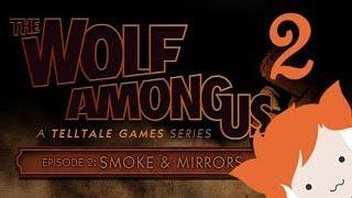 THE WOLF AMONG US 2: SMOKE AND MIRRORS - PART 2